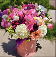 Pink Blush Arrangement