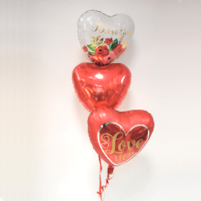 18″ Mix Balloon Bouquet