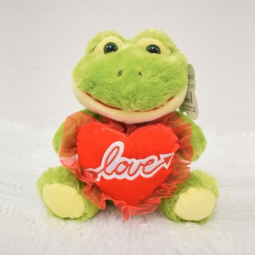 10″ Love Frog