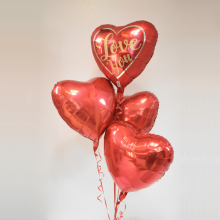 Love Balloon Bouquet