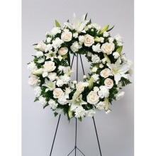 Paradise Standing Wreath